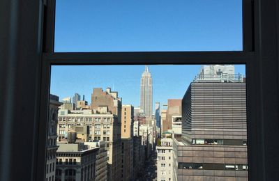 The view from our New-York Office