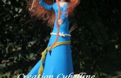 "Merida, princesse "" Rebelle"""