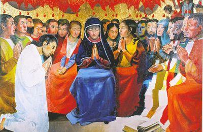 Pentecostés e interioridad