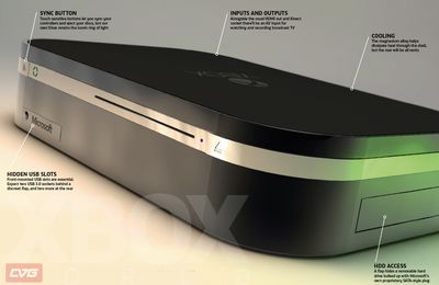 Xbox 720 : Lancement Probable Fin 2013