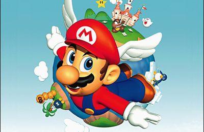 Super Mario 64 en 1H20 avec les 120 Étoiles !