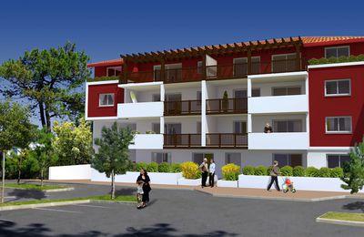 Achat Appartement Hossegor