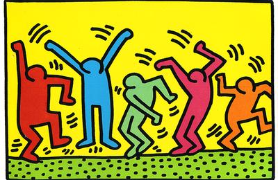 Exposition Keith Haring à Paris