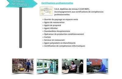La V.A.E  et la qualification professionnelle des travailleurs d'ESAT avec le CAC-FORMATIONS:Mode d'emploi