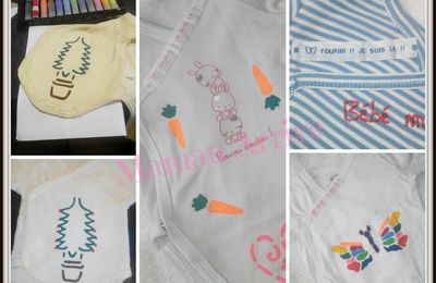 Customisation de bodies [We Love Prema]