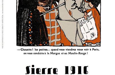 SIERRE 1916, EDMOND-BILLE ET L'HISTOIRE