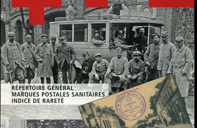 RETIRAGE DES 1er ET 3ème TOMES DES HOPITAUX MILITAIRES DANS LA GUERRE 1914-1918