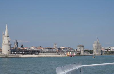 Une journée à La Rochelle