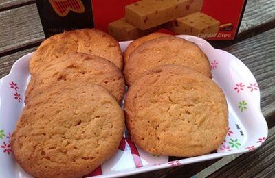 Cookies au turron