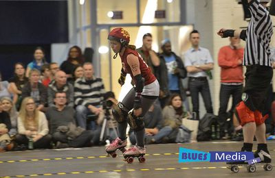 Roller Derby : Steam Rollers vs Paris RollerGirls