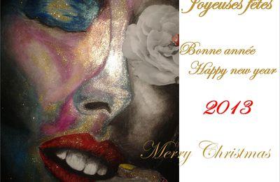 Bonne fête de Noël - Merry Christmas