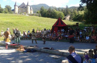 Fête médiévale de Crots