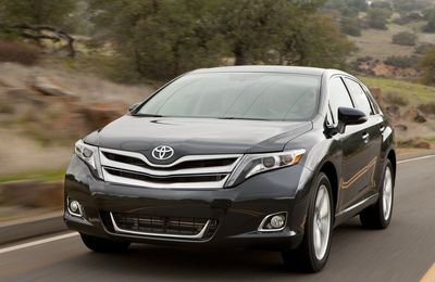 Toyota Venza version 2013