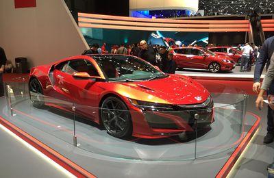 Honda NSX: le tarif enfin dévoilé!