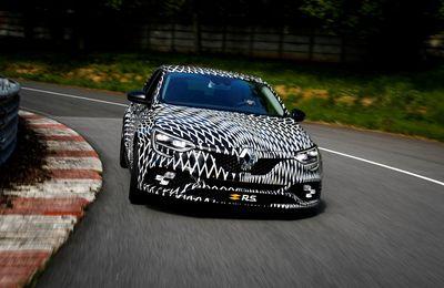 Nouvelle Renault Megane RS...elle arrive dans quelques jours!