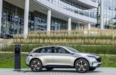 Début de construction de l'usine Mercedes en Russie !