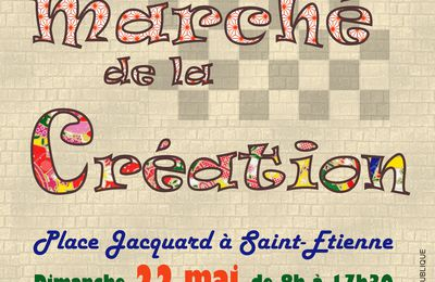 5ème édition du Marché de la Création !