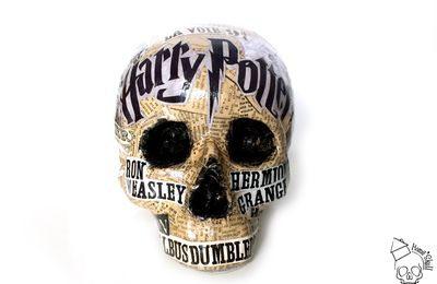 Skull Harry Potter n°65
