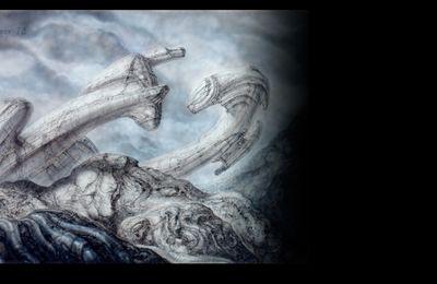 H.R. Giger  Seul avec la Nuit