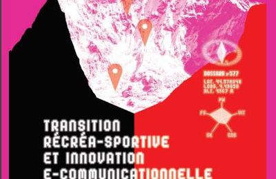 Transition récréa-sportive et innovation e-communicationnelle en nature