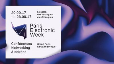 Paris Electronic Week 2017
