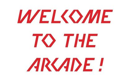 Welcome to the Arcade