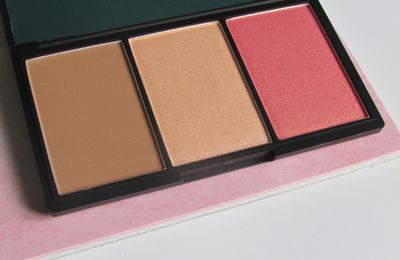 La go-to palette de Sleek - face form palette
