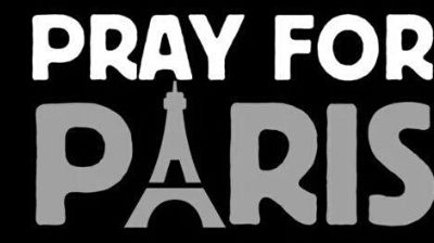 #PRAYFORPARIS...