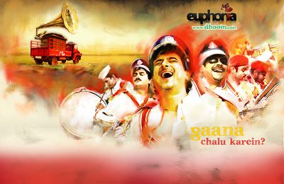 EUPHORIA ~ A SOULFUL INDIAN ROCK BAND ♥