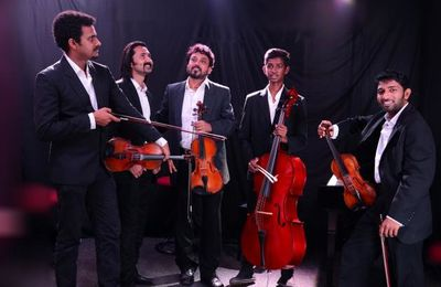 ♥ Orfeo Quintet - A indian classical musical band ♥