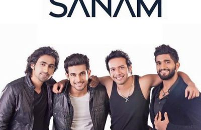 A l♥vely pop-rock indian band ~ SANAM
