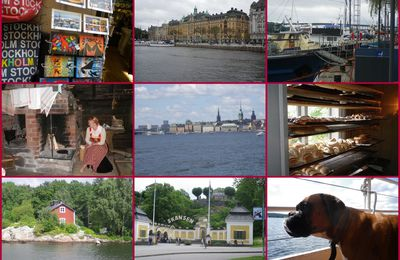 Welcome to the Capital of Scandinavia : Stockholm