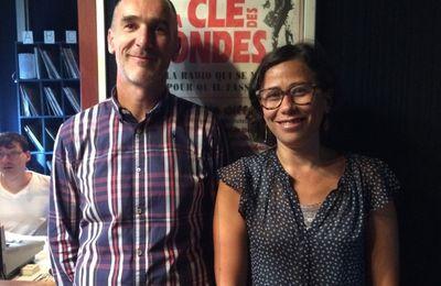Loïc Prud'homme député de la France insoumise en Gironde à la clé des ondes 90.10