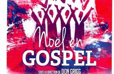 """Concert :NOËL en GOSPEL par """"Ensemble Vocal d'Alsace"""" à Neuf-Brisach"""