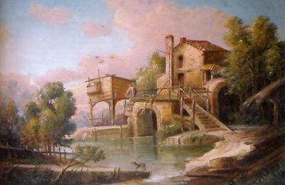 Ad Simoneton , Le Moulin .