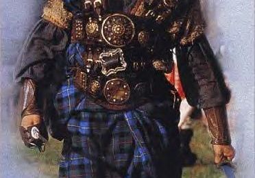 "Kilt inspiration ""MacLeod"""