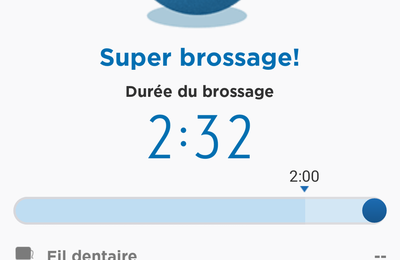 ORAL B PRO 7000 Smart Series (PRÉSENTATION DE L'APPLICATION MOBILE) AVEC LE CERCLE AMBASSADEURS ENVIE DE PLUS