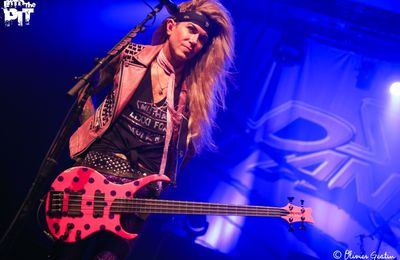 STEEL PANTHER @ LE BATACLAN| 11-03-2014