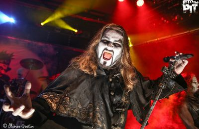 POWERWOLF @ TRABENDO | 10-09-2015