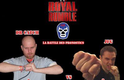 La Battle des Pronostics: WWE Royal Rumble 2014