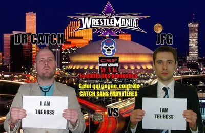 La Battle des Pronostics: WrestleMania XXX