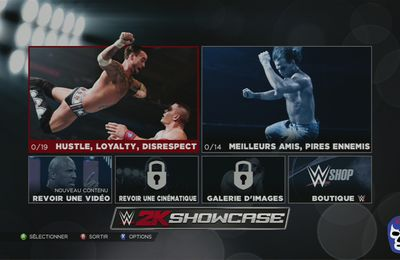 Test de WWE 2K15 (PS3/Xbox 360)