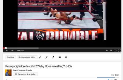 WWE vs JFG