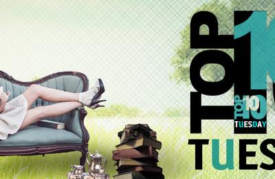[Top Ten Tuesday #10] Les 10 BD que je veux découvrir