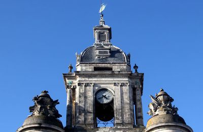 La Rochelle - l'horloge (Tour de)