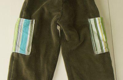 Pantalons en série (Shrek, pirate...)