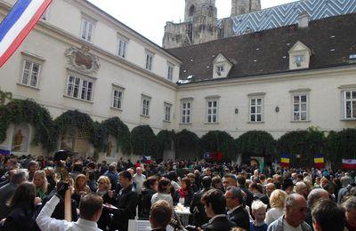 Messe des peuples à la cathédrale de Vienne