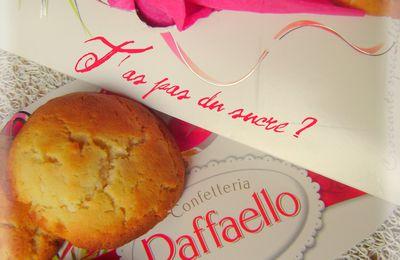 Cookies aux Raffaello