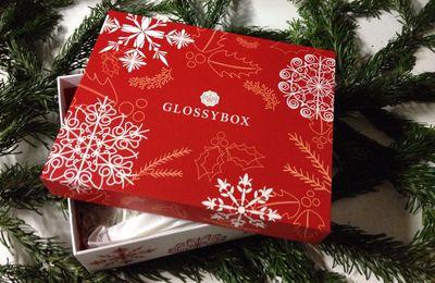 GLOSSYBOX décembre 2015