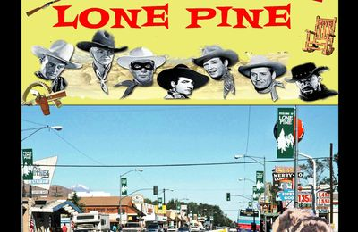 Quelque part en Californie - Lone Pine